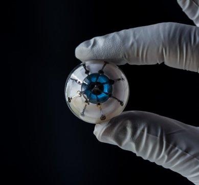 Researchers 3D print prototype for 'bionic eye'